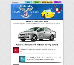 rolandsdriving.com