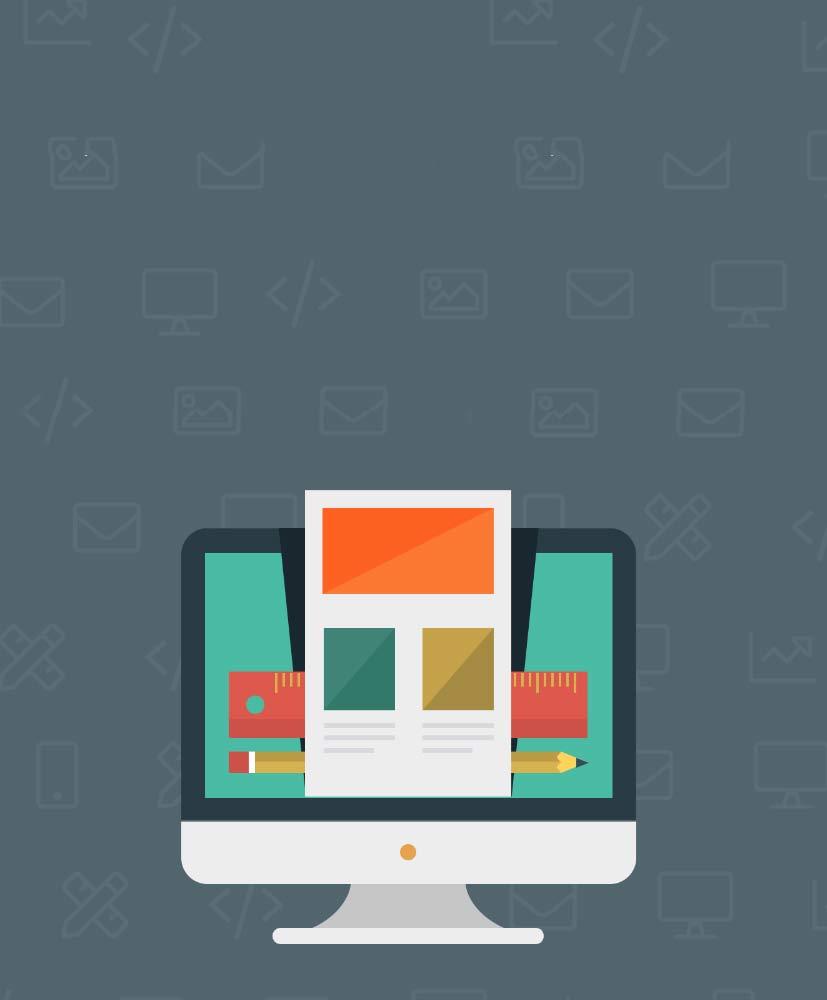 hero slider websites design la mobile